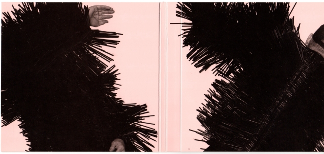 Vocal Remixes CD, Inside Gatefold CD Sleeve