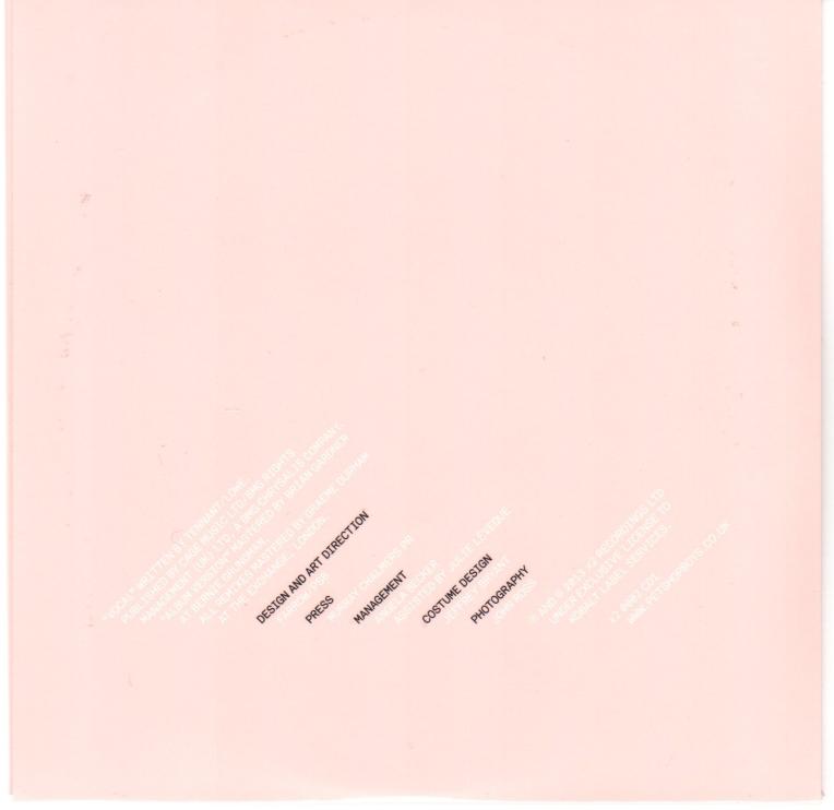 Vocal Remixes CD, Wallet Side A