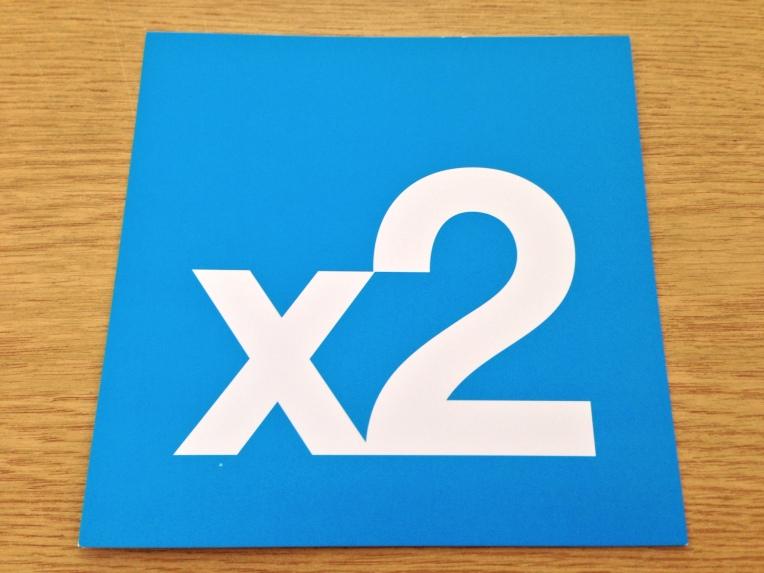Postcard 2, x2