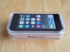 iPod Touch Box Side