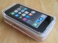 iPod Touch Box Angle