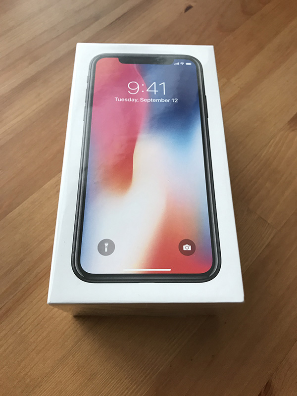 Iphone X Gb Contract