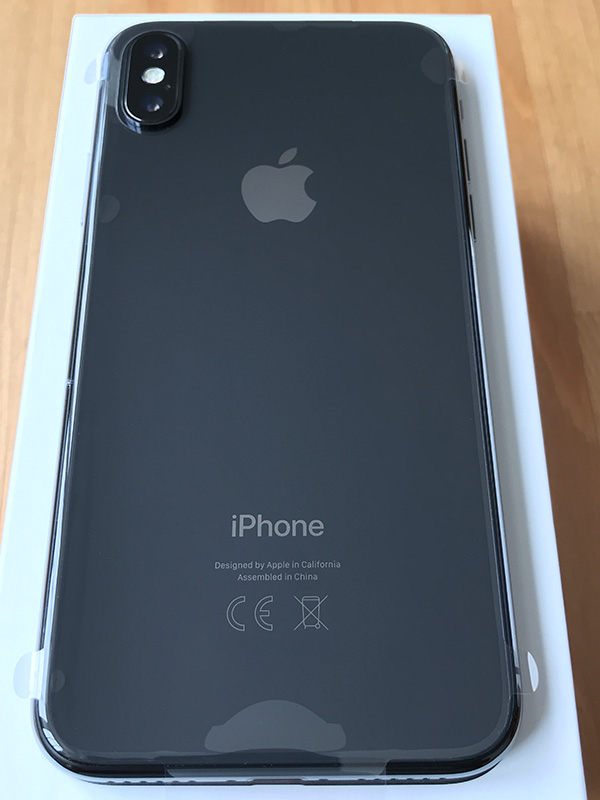 Iphone  Space Grey Unboxing
